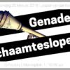 a.s. zondag 25 feb: Jasper over De Schaamtesloper
